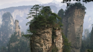 Tianzi Mountain Desktop