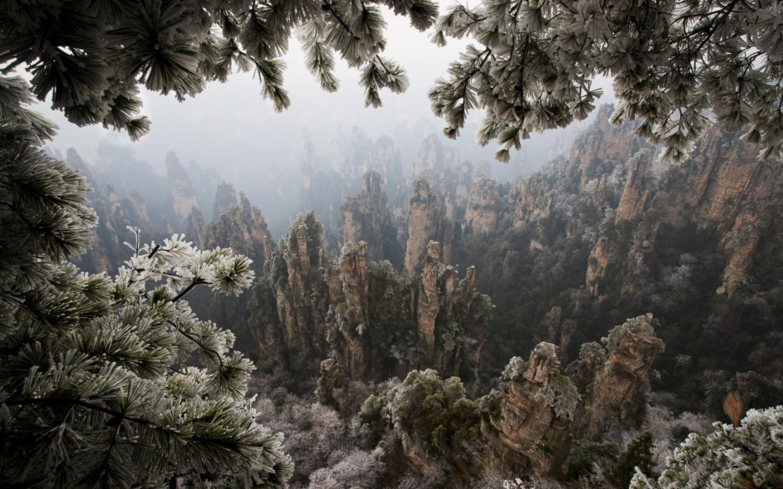 Tianzi Mountain High Quality Wallpapers