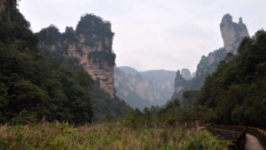 Tianzi Mountain Images