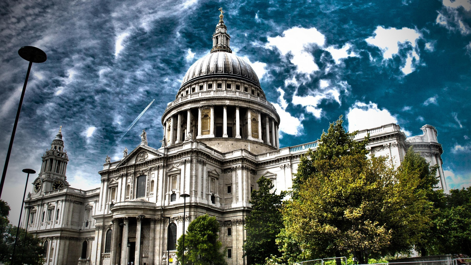 Saint Paul's Cathedral Wallpapers HD