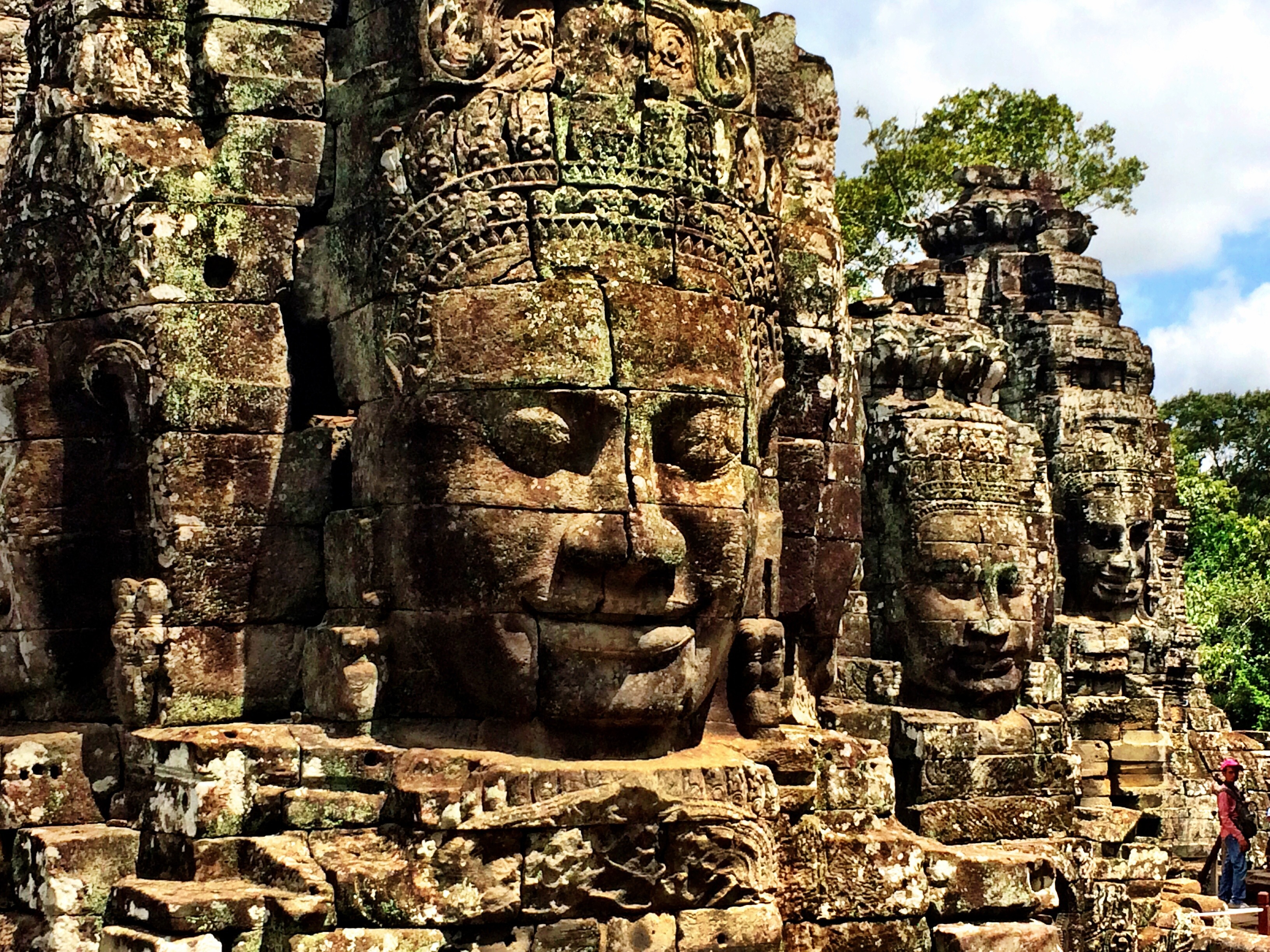 Temple Complex Bayon Images