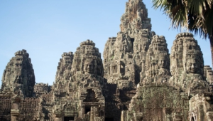 Temple Complex Bayon Widescreen