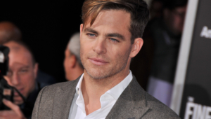 Chris Pine Desktop Images