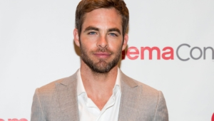 Chris Pine Free HD Wallpapers