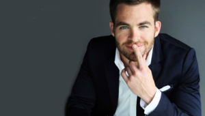 Chris Pine HD Desktop