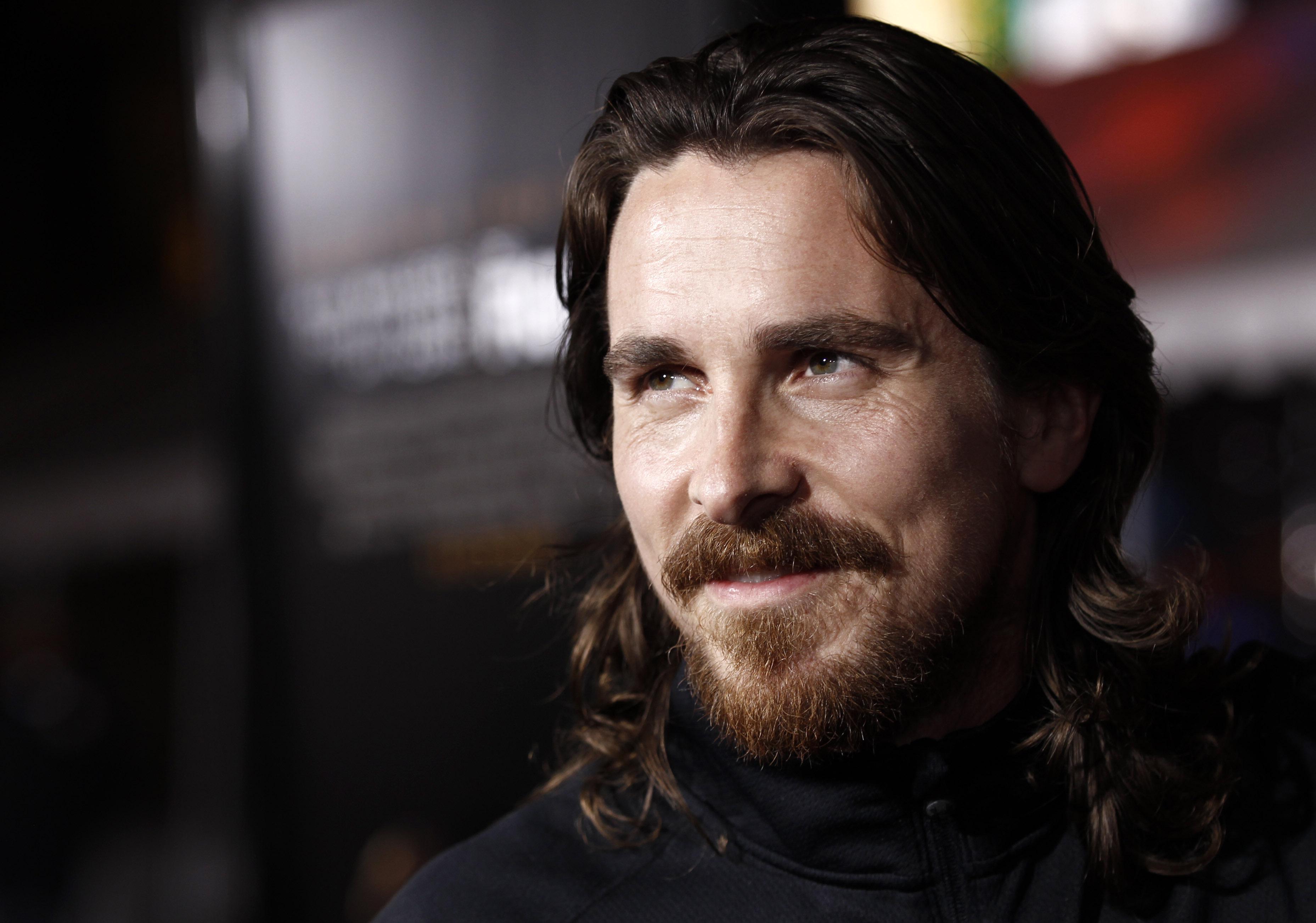 Christian Bale Computer Wallpaper