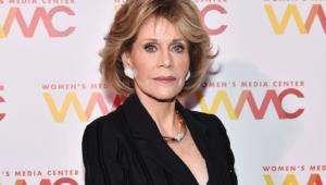 Jane Fonda HD Wallpaper