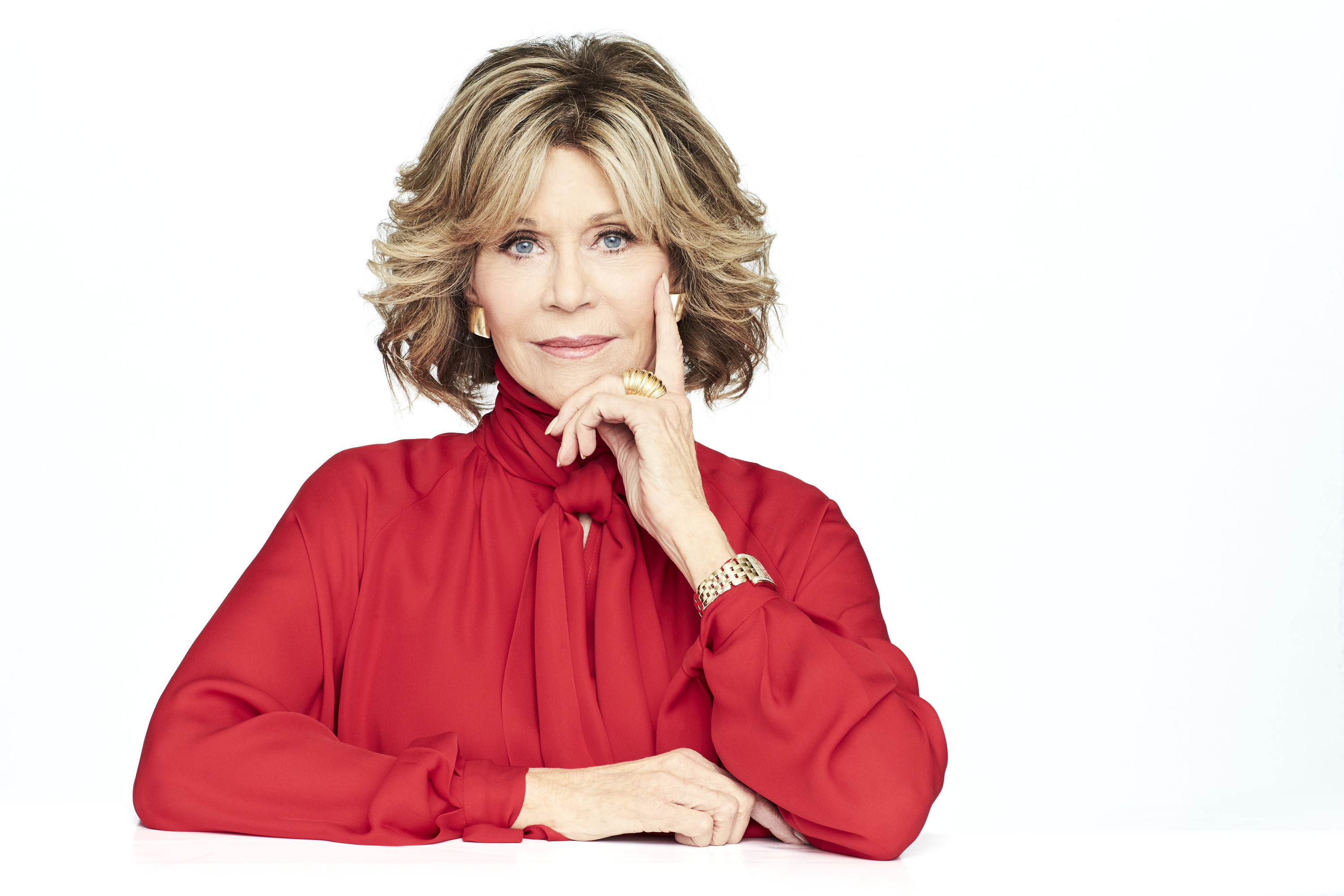 Jane Fonda Photos