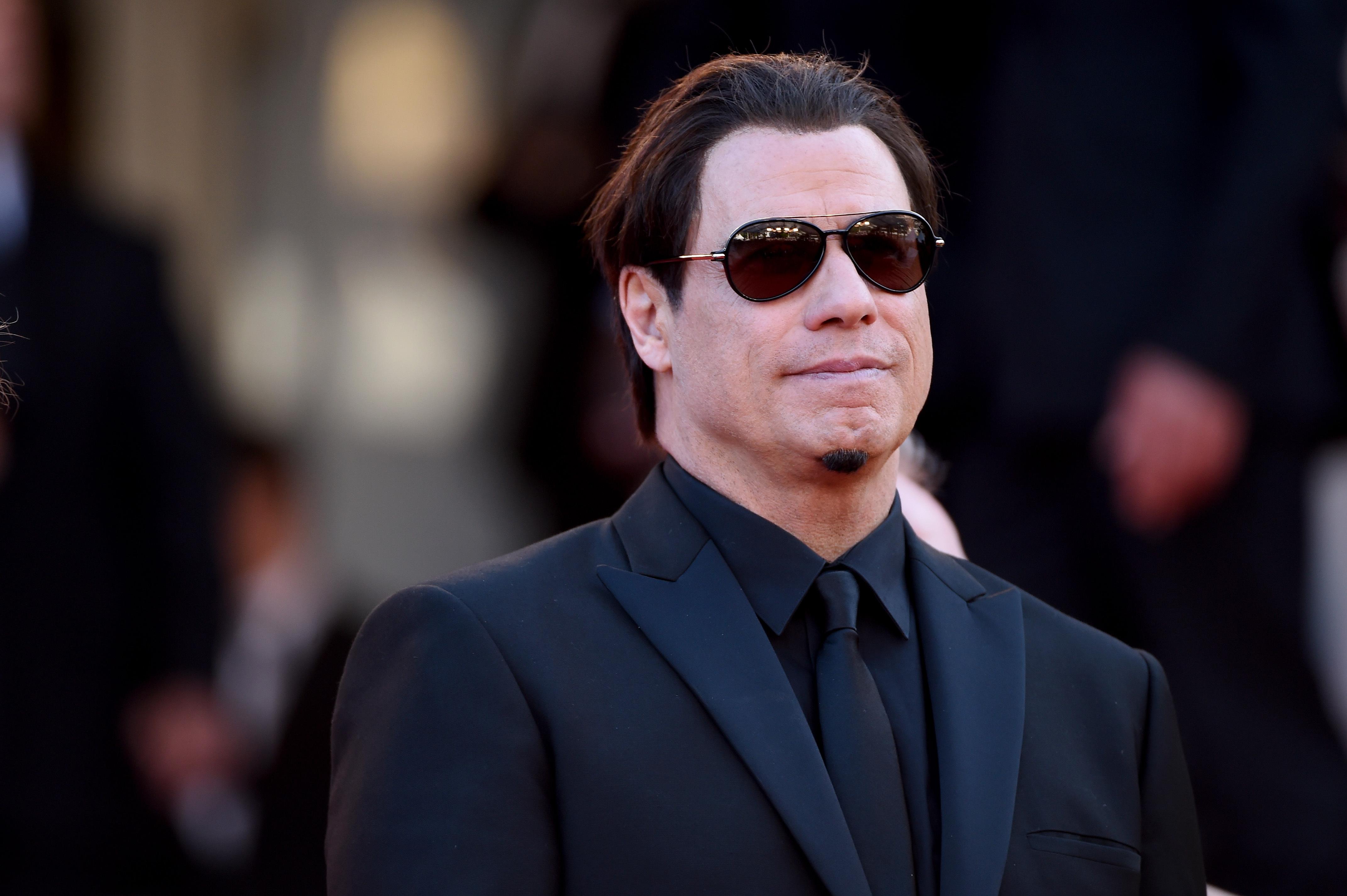 John Travolta 4K