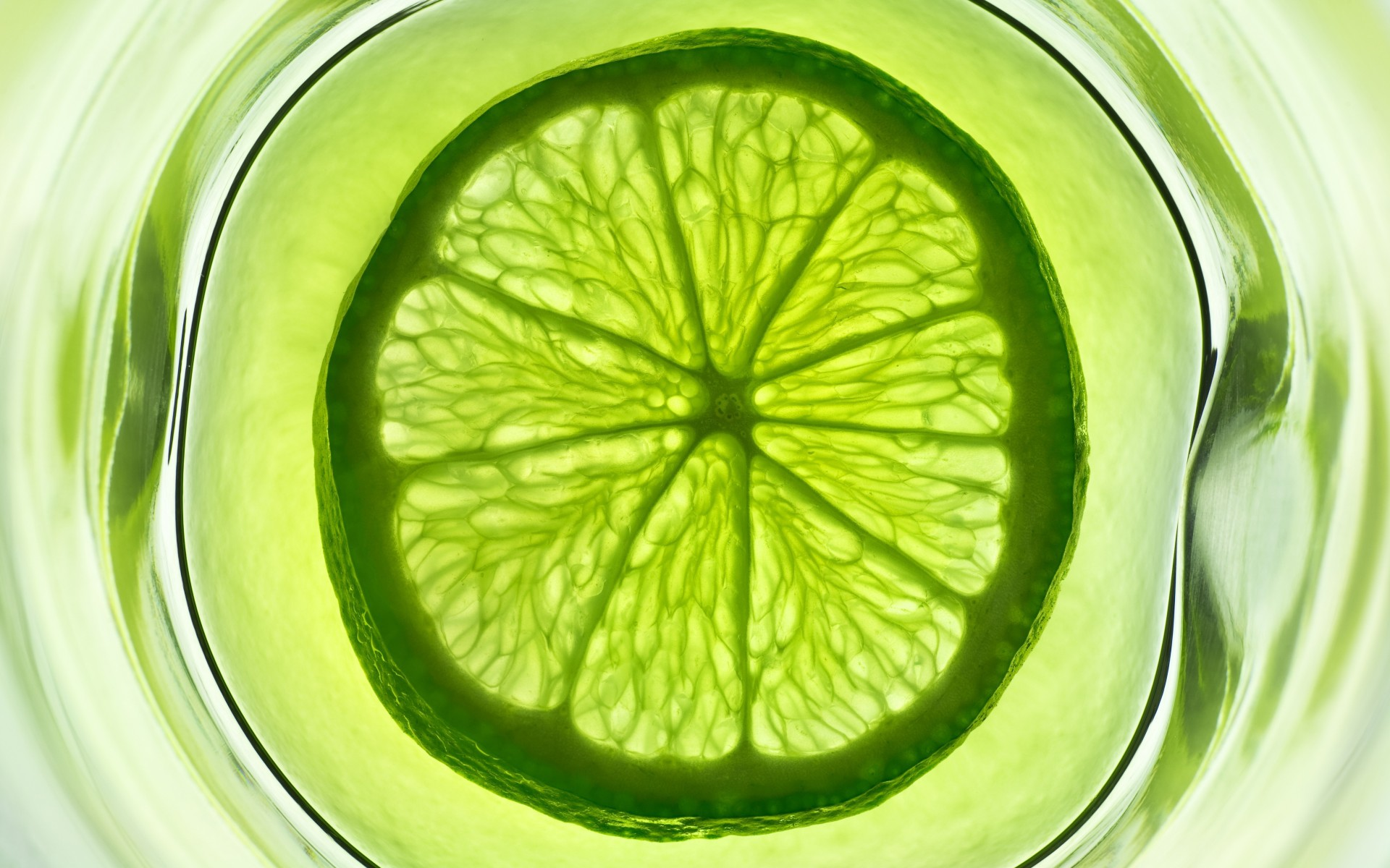 Lime HD Background