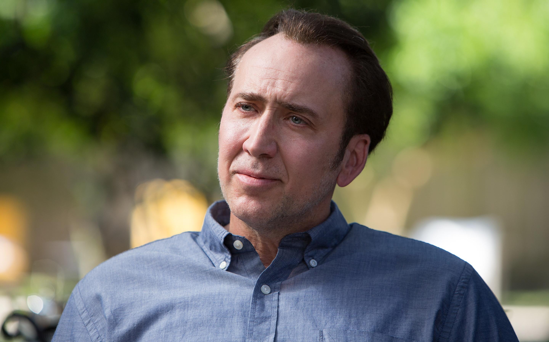 Nicolas Cage HD Background