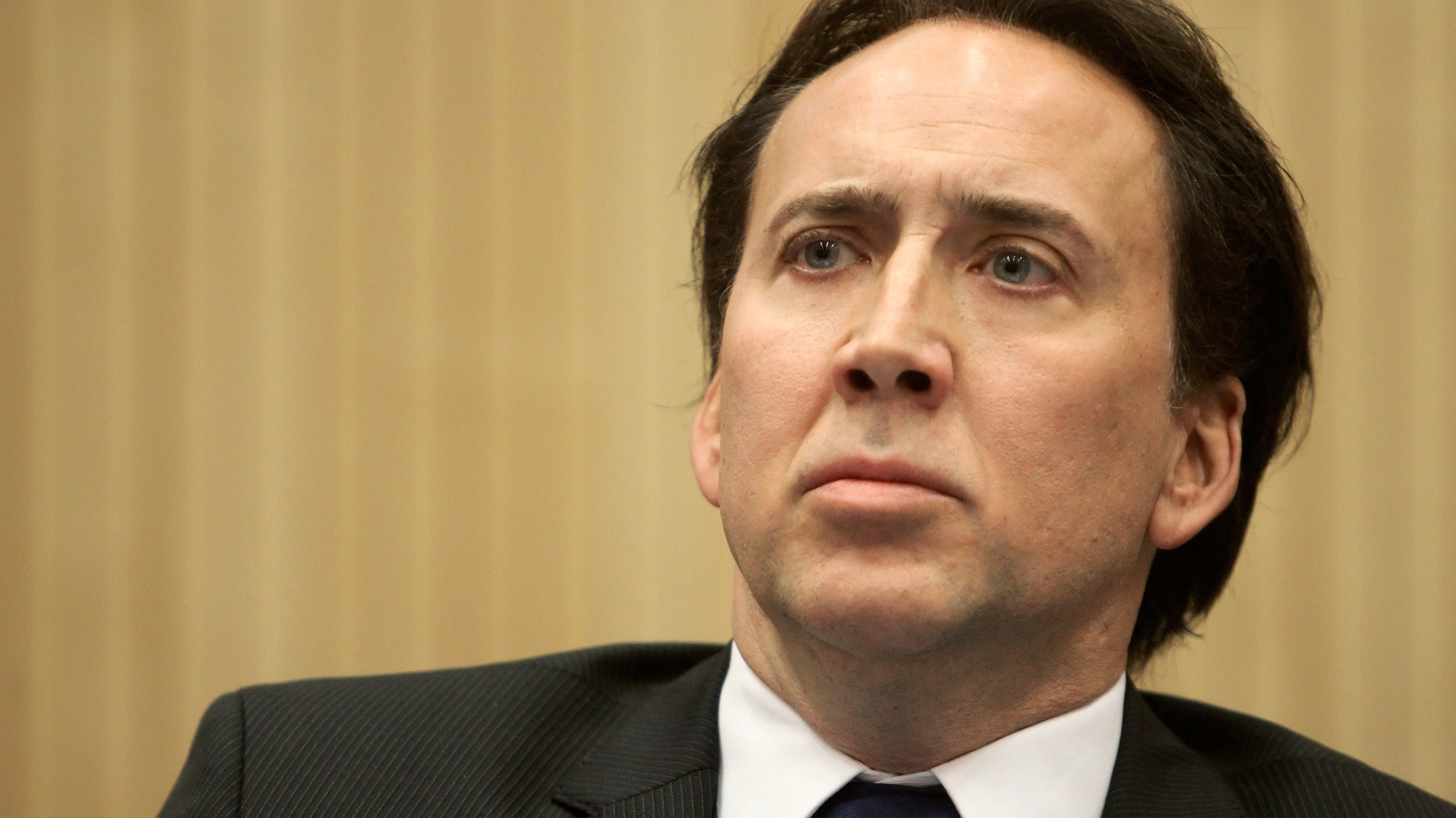 Nicolas Cage HD Wallpaper