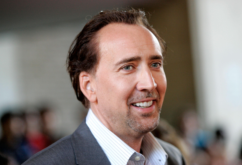 Nicolas Cage Widescreen