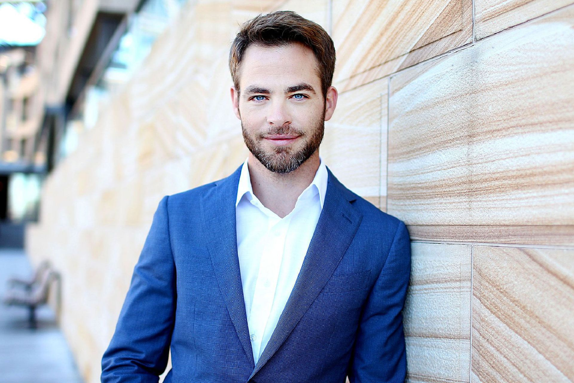 Photos Of Chris Pine