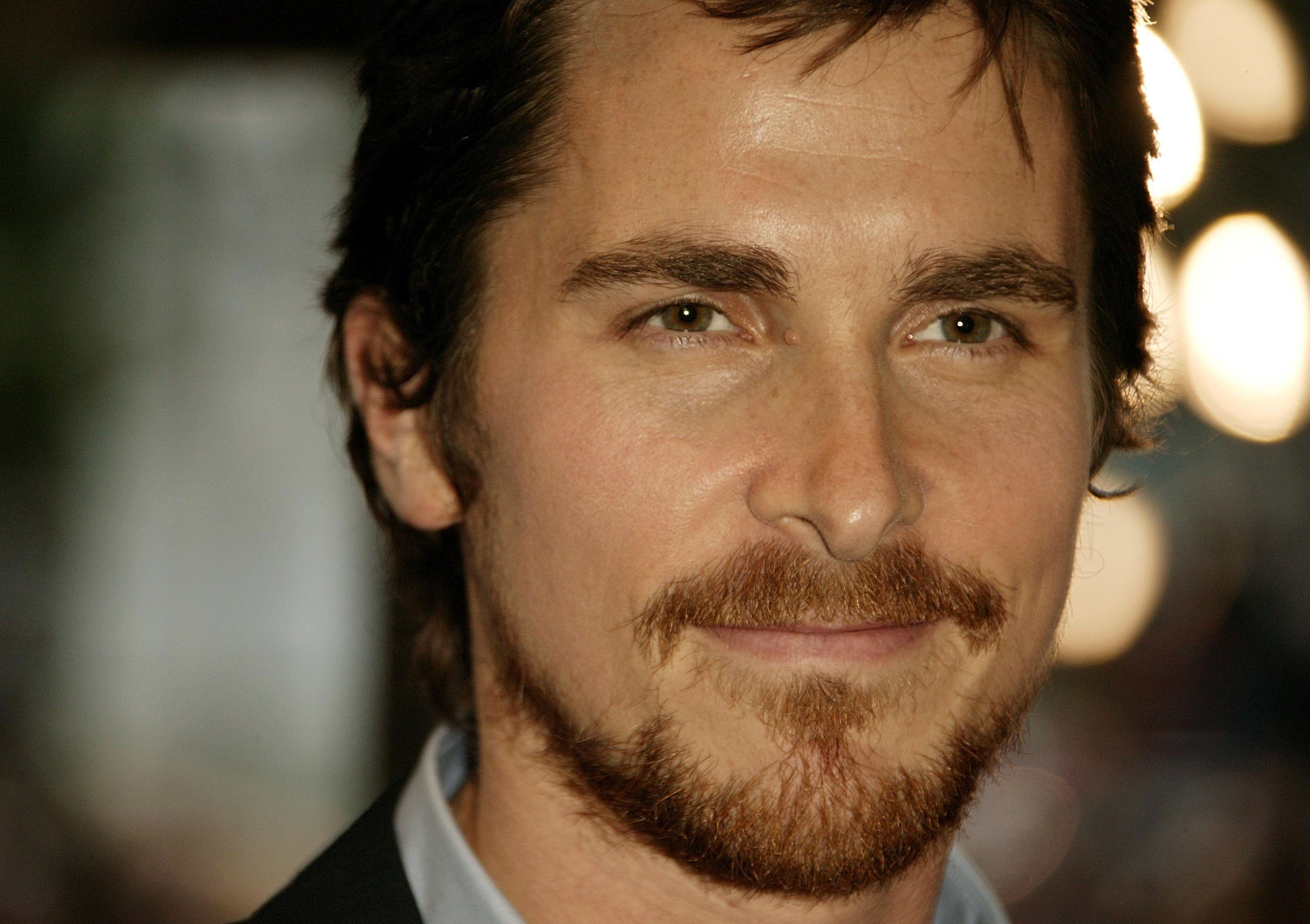 Pictures Of Christian Bale