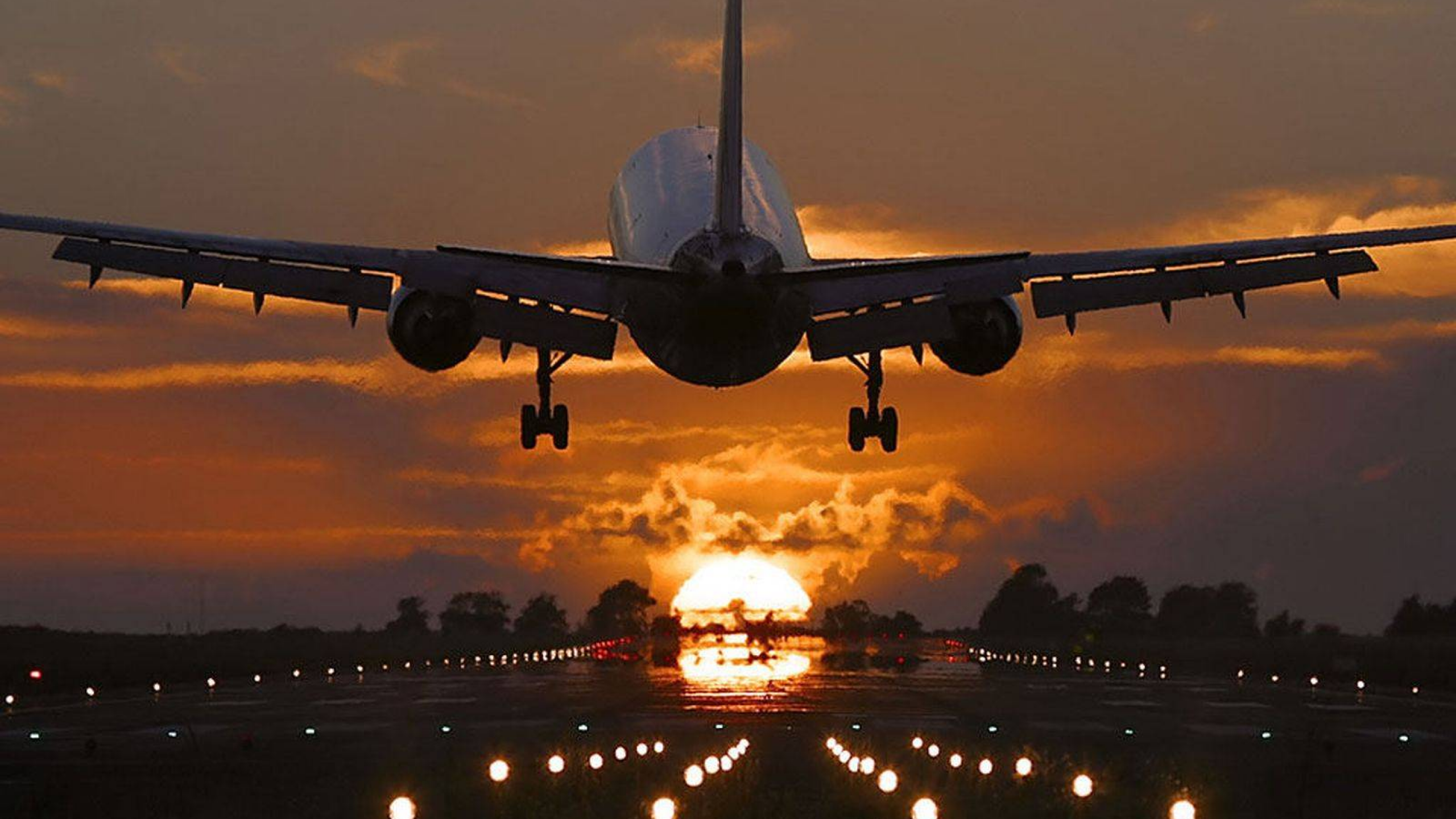 Plane 4K