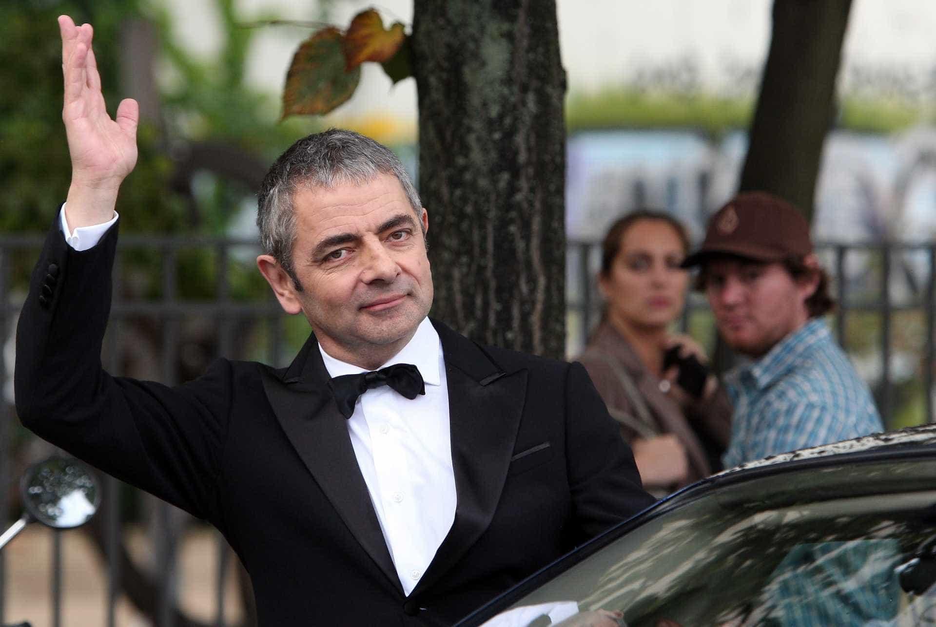 Rowan Atkinson Photos