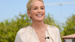 Sharon Stone Computer Wallpaper
