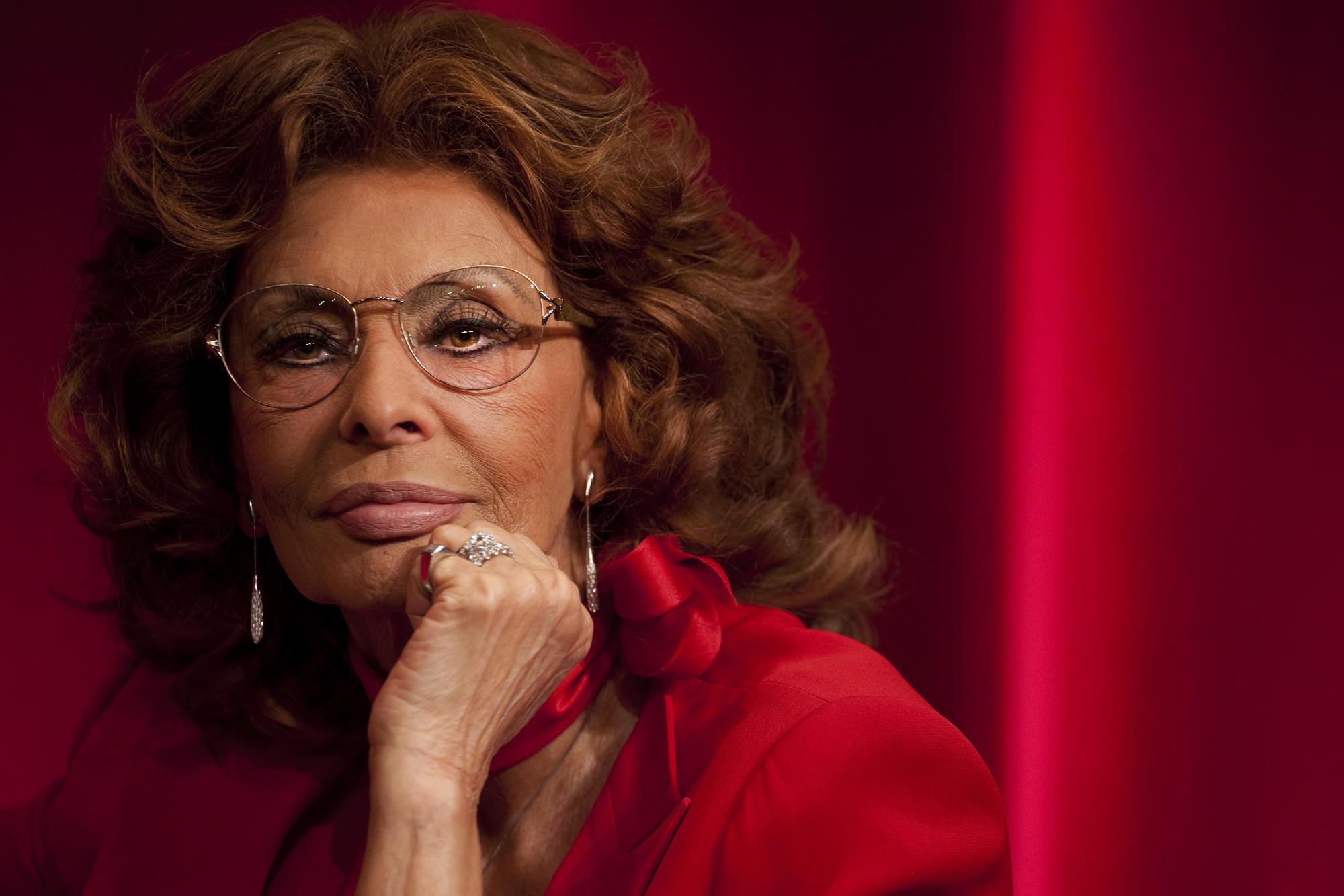 Sophia Loren Images