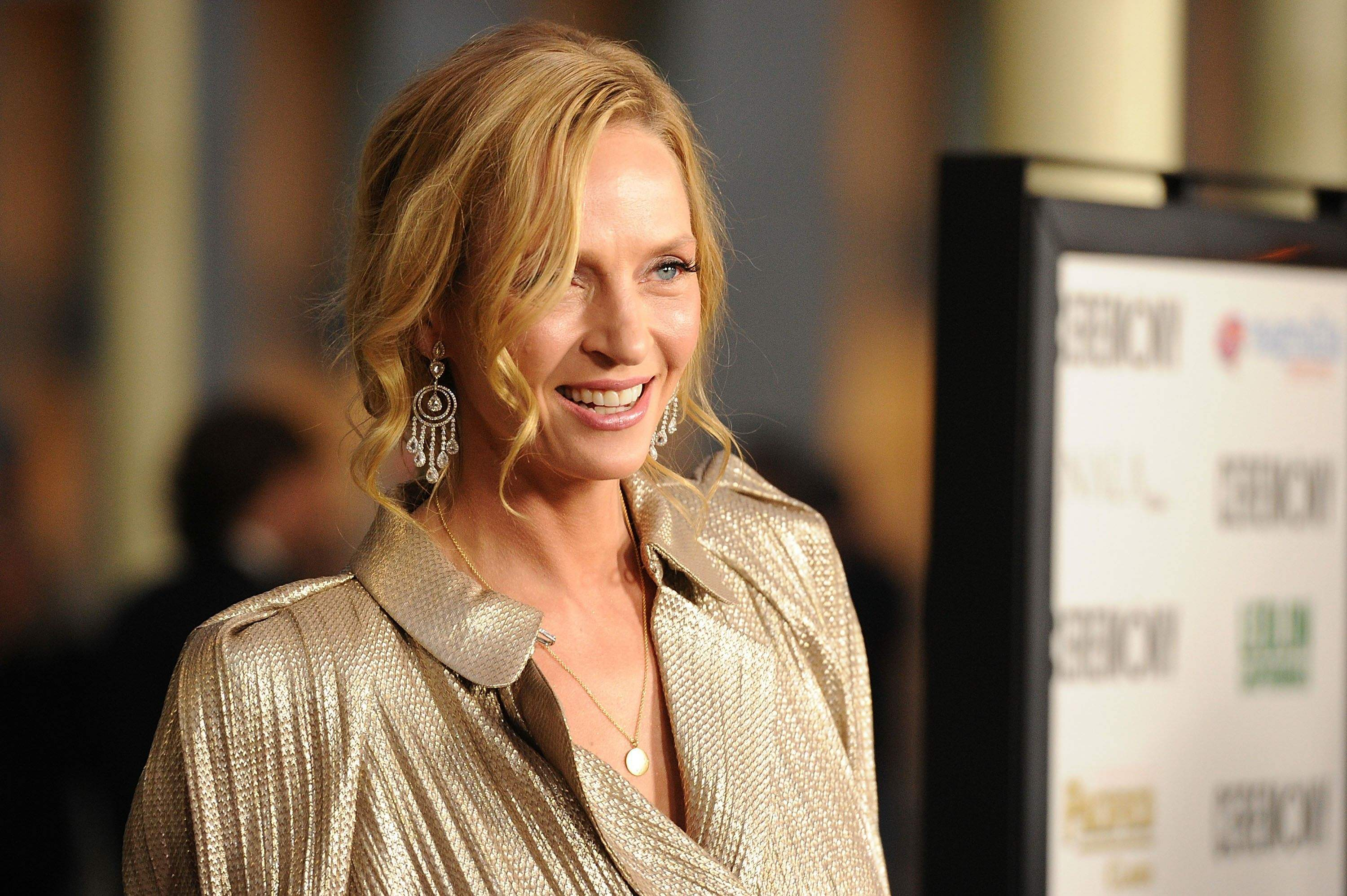 Uma Thurman High Definition Wallpapers