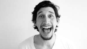 Adam Driver HD Wallpaper