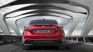 Alfa Romeo Giulia 2015 HD Wallpaper