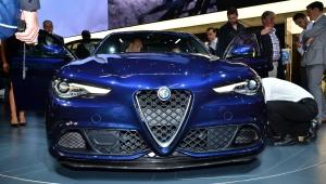 Alfa Romeo Giulia 2015 Photos