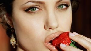 Angelina Jolie 4K