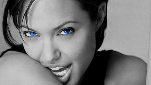 Angelina Jolie Background