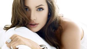 Angelina Jolie Computer Wallpaper