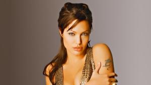 Angelina Jolie For Desktop