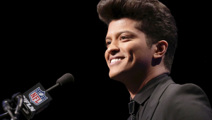 Bruno Mars High Definition Wallpapers