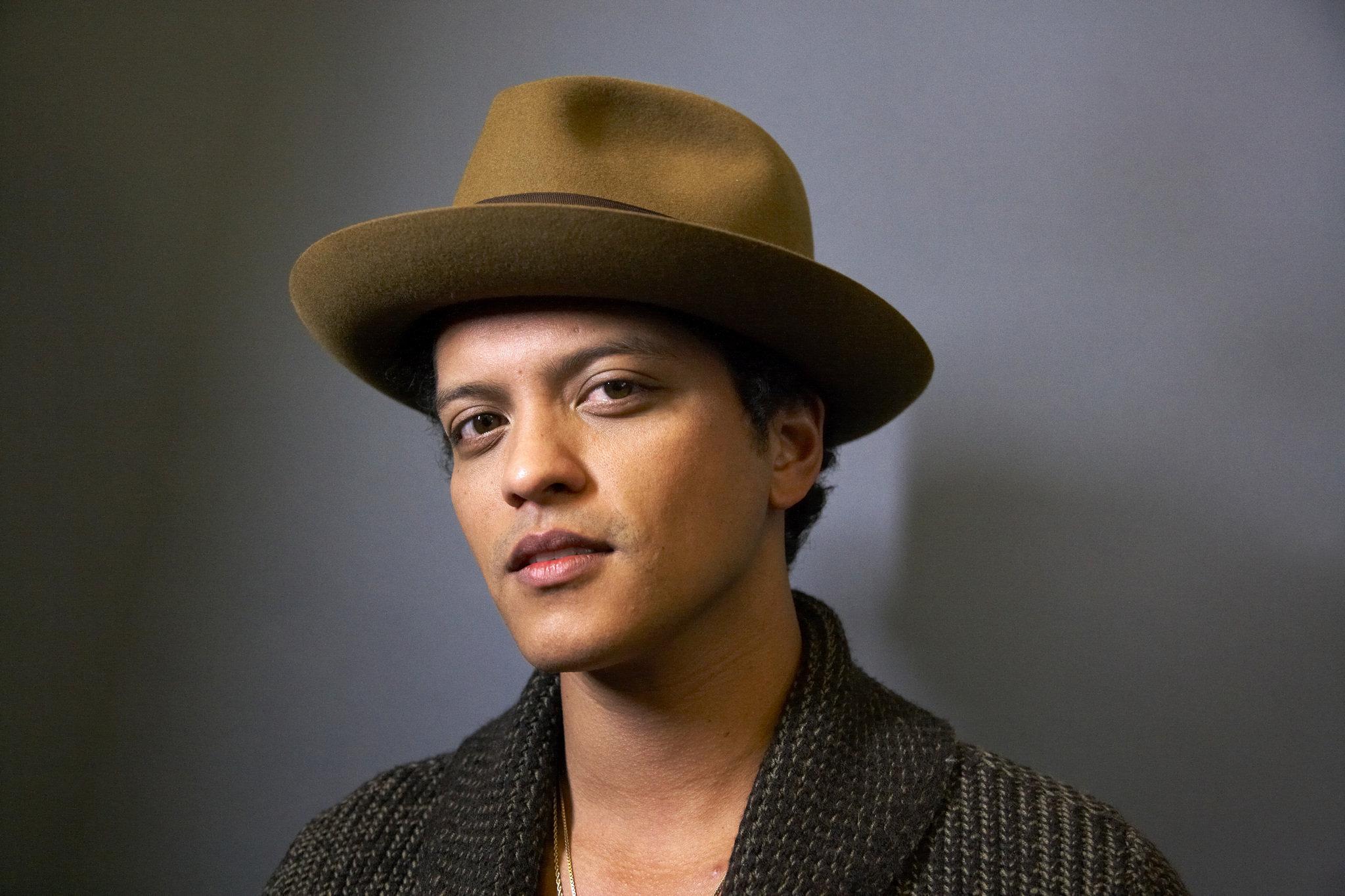 Bruno Mars Wallpapers HD Free Download