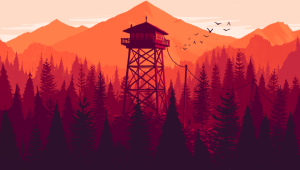 Firewatch Computer Wallpaper