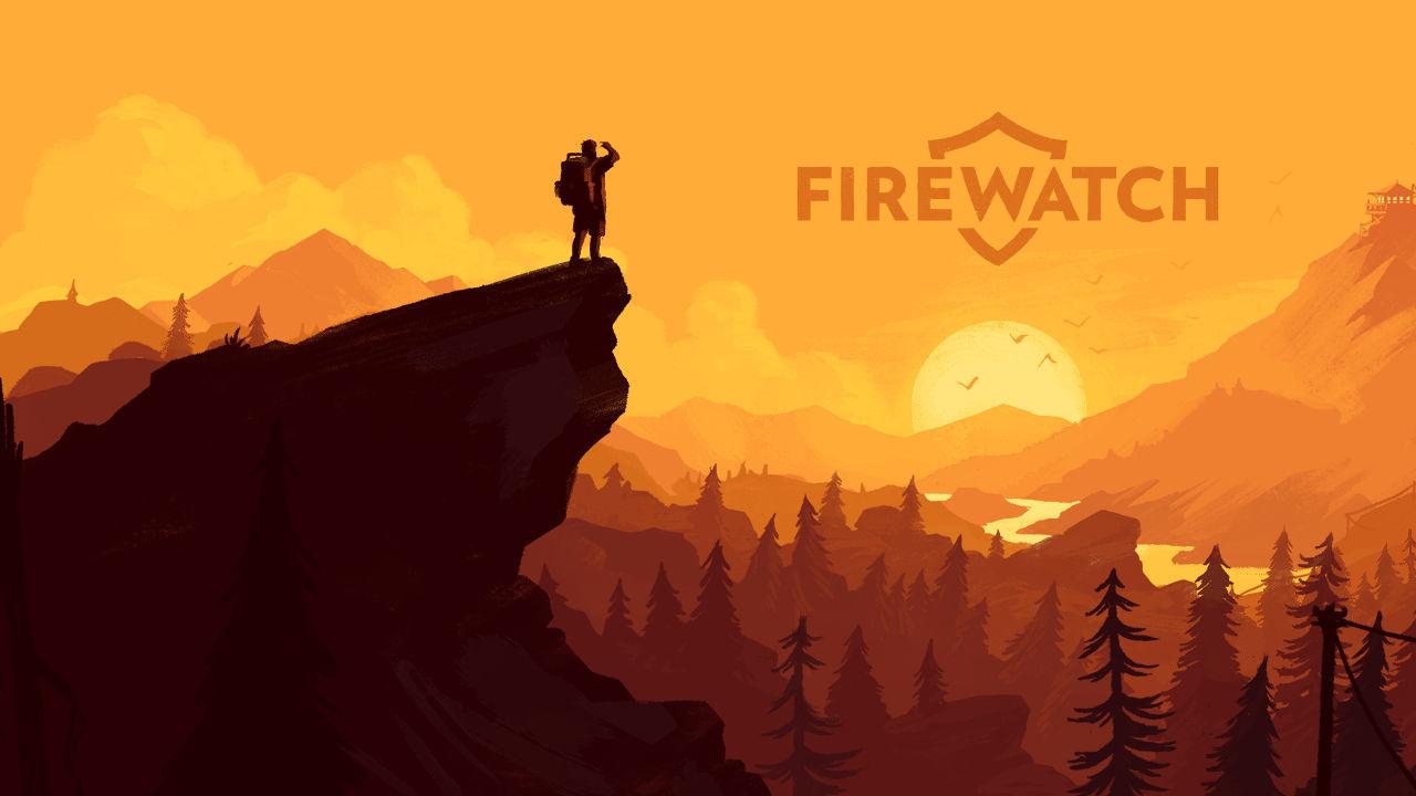 Firewatch Logo Wallpapers Hd Free Download