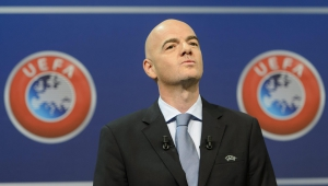 Gianni Infantino For Desktop