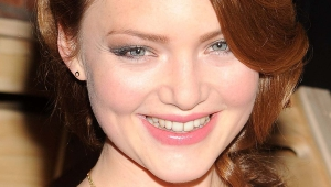 Holliday Grainger Smile