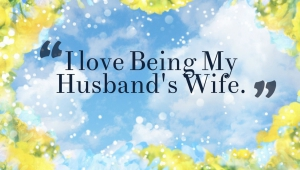 I Love My Husband Quotes Wallpaper
