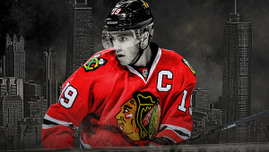 Jonathan Toews HD Desktop