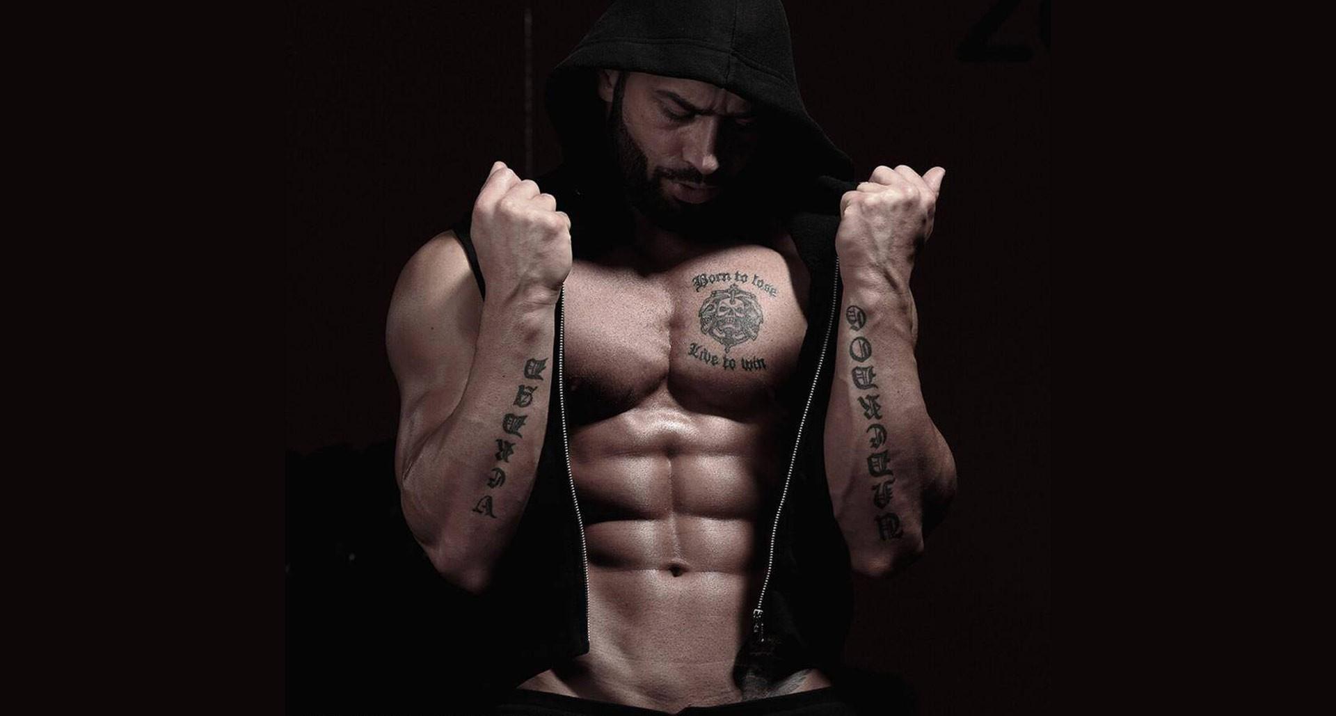 Lazar Angelov Bodybuilder Wiki Biography | NewsRead.in