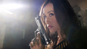 Maggie Q High Definition Wallpapers