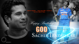 Sachin Tendulkar High Definition Wallpapers