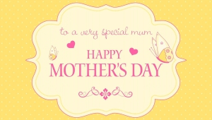 To Very Special Mothers HD Wallpaper