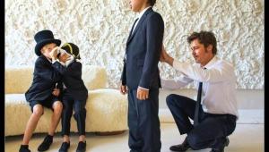 Brad Pitt Wedding Photos