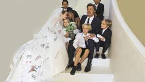 Brad Pitt Wedding Pictures