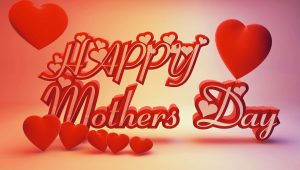 Happy Mothers Day HD Background (2)