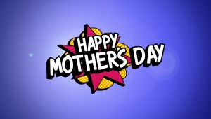Happy Mothers Day HD Background