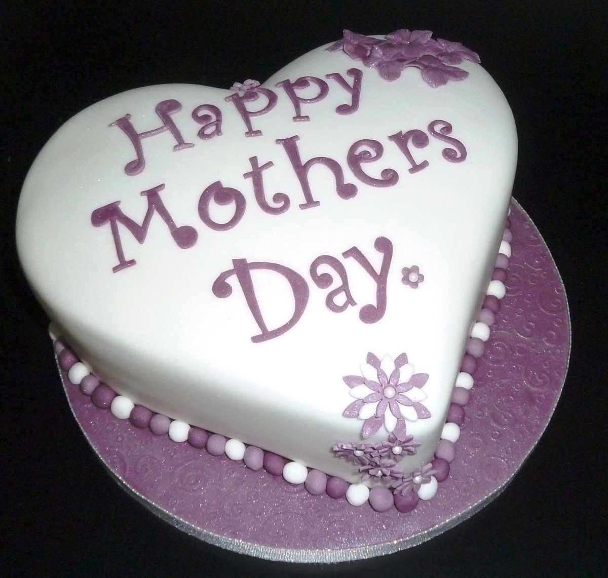 Cake Decoration Mothers Day : Happy Mother s Day Cakes Wallpapers Images Photos Pictures ...