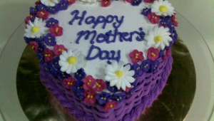Happy Mother's Day Cakes