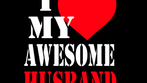 I Love My Husband Image